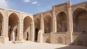 Jame Mosque, Nain, Iran, Azië Royalty-vrije Stock Afbeelding