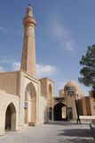 Jame Mosque, Nain, Iran, Azië Royalty-vrije Stock Afbeeldingen