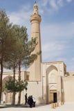 Jame Mosque, Nain, Iran, Azië Royalty-vrije Stock Foto