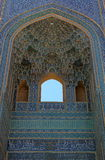 Jame mosque in Yazd, Iran Stock Images