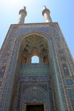Jame mosque in Yazd, Iran Royalty Free Stock Photos