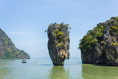 Jame's Bond island Stock Photo