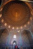 Jameh moské av Isfahan Royaltyfria Foton