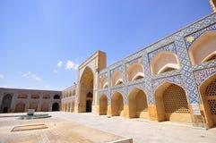 JAMEH MOSQUE COMPLEX ISFAHAN IRAN Stock Photo
