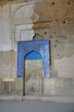 JAMEH MOSQUE COMPLEX ISFAHAN IRAN Royalty Free Stock Image