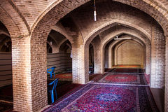 Jameh Mosque Royalty Free Stock Photography