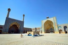 Jameh Mosque Stock Photos