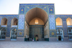 Jameh mosque in Kerman Royalty Free Stock Images