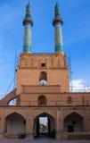 Jameh Mosque Stock Photography