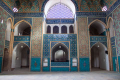 Jameh Mosque in Yazd Stock Image