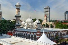 jamek μουσουλμανικό τέμενο&sigmaf Στοκ Εικόνα