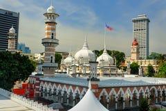 jamek μουσουλμανικό τέμενο&sigmaf Στοκ φωτογραφίες με δικαίωμα ελεύθερης χρήσης