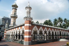 jamek meczet Fotografia Royalty Free