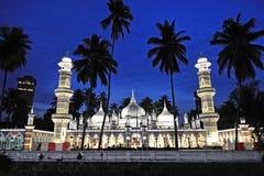 Jamek Moschee Stockfotografie
