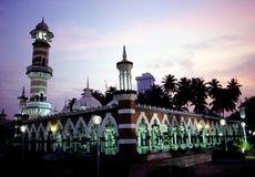 Jamek Mosque Stock Photo