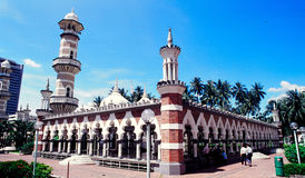 Jamek Mosque Stock Images