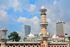 Jamek Mosque, Kuala Lumpur, Malaysia Stock Images
