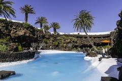 Jameos del Agua, Lanzarote Royalty Free Stock Photos