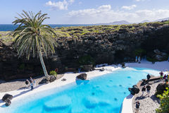 Jameos del Agua, Lanzarote Stock Photo
