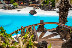 Jameos del Agua Royalty Free Stock Image