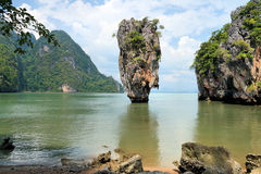 james νησιών δεσμών nga phang Ταϊλάνδη Στοκ εικόνες με δικαίωμα ελεύθερης χρήσης