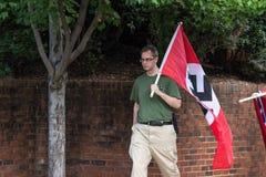 James Alex Fields Jr Le procès commence image libre de droits