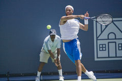 James Blake in Open Los Angeles Royalty-vrije Stock Afbeeldingen