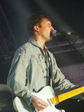 James Blunt an der Symphonie am Turm Lizenzfreie Stockfotos