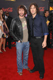 James Blunt,Josh Groban Stock Image