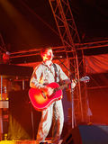 James Blunt at Symphony at the tower Royalty Free Stock Images