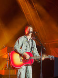 James Blunt at Symphony at the tower Royalty Free Stock Photo