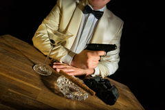 James Bond Stock Photography