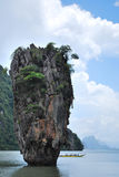 James bond island Royalty Free Stock Photos