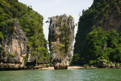 James bond island royalty free stock photo