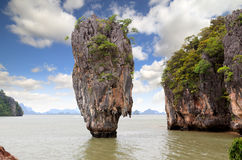 James Bond Island Stock Photo