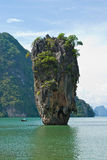 James Bond island Stock Photography