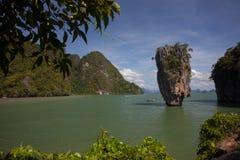 James bond island Royalty Free Stock Image