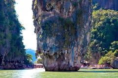 James Bond Island. Royalty Free Stock Photo