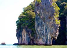 James Bond Island. Royalty Free Stock Photos