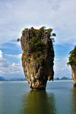 James Bond island Royalty Free Stock Images