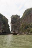 James Bond Island - imagem conservada em estoque Imagem de Stock