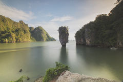 James Bond island Royalty Free Stock Photography