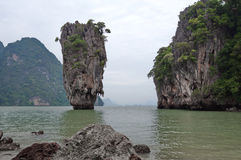 James Bond Island Phuket Stock Photos