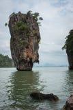 James Bond island, Prang Na, Thailand Stock Photography