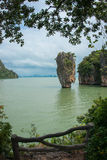James Bond island, Prang Na, Thailand Stock Photo
