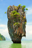 James Bond Island, Thailand Royalty Free Stock Photo