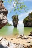 James Bond Island, Thailand Royalty Free Stock Photo