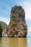 James Bond Island, Thailand Royalty Free Stock Photos
