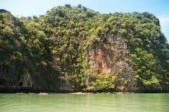 James Bond Island, Thailand Royalty Free Stock Photography