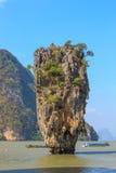 James- Bondinsel Lizenzfreie Stockbilder